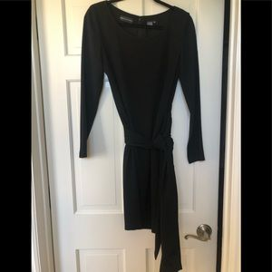 Dana Buchman long sleeve cocktail dress